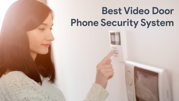 Best Video Door Phone Security System