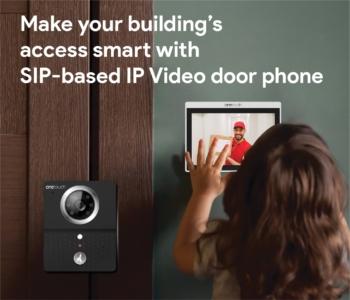 SIP-based IP Video door phone
