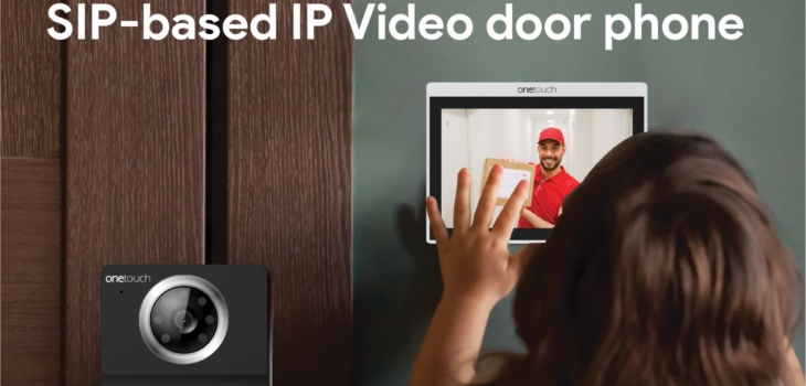 SIP-based IP Video door phone