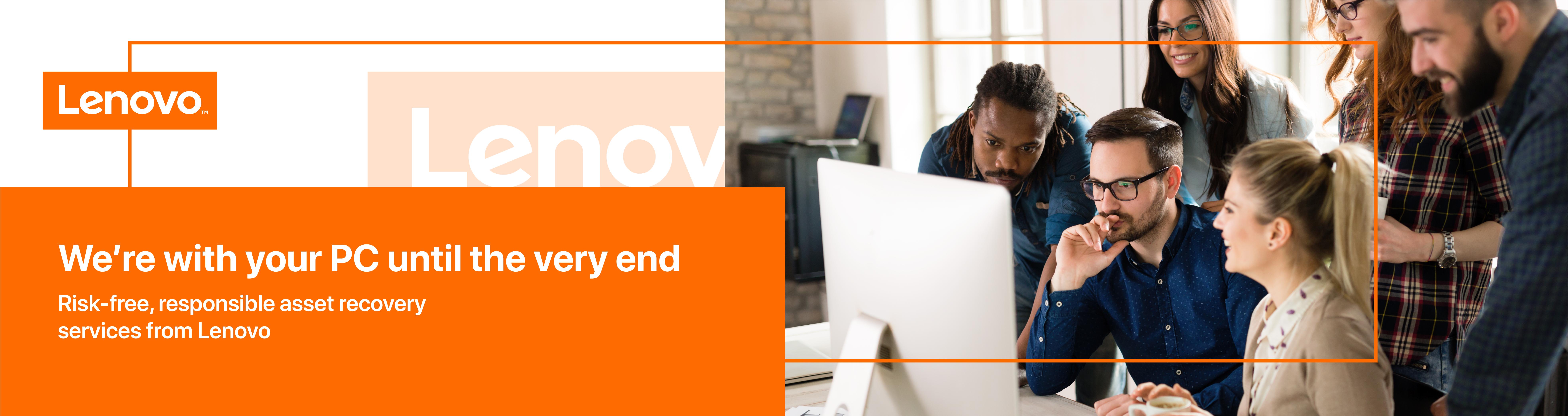 Lenovo™ Asset Recovery Service
