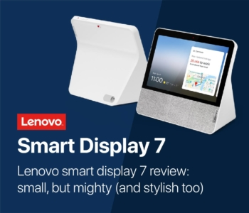 Lenovo Smart Display 7 Review