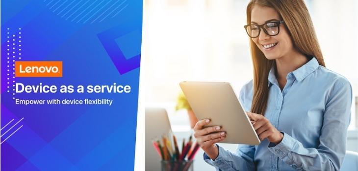Lenovo Device as a Service