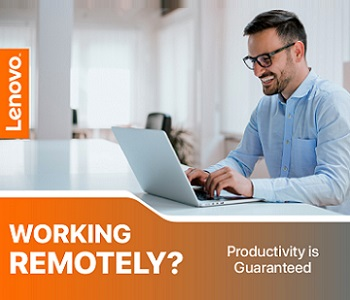 Working Remotely with Lenovo