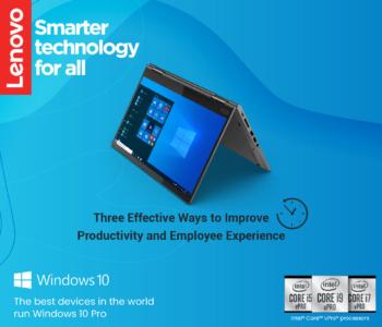 Lenovo Smarter Technology