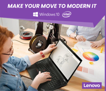 Make Your Move To Modern IT - Lenova