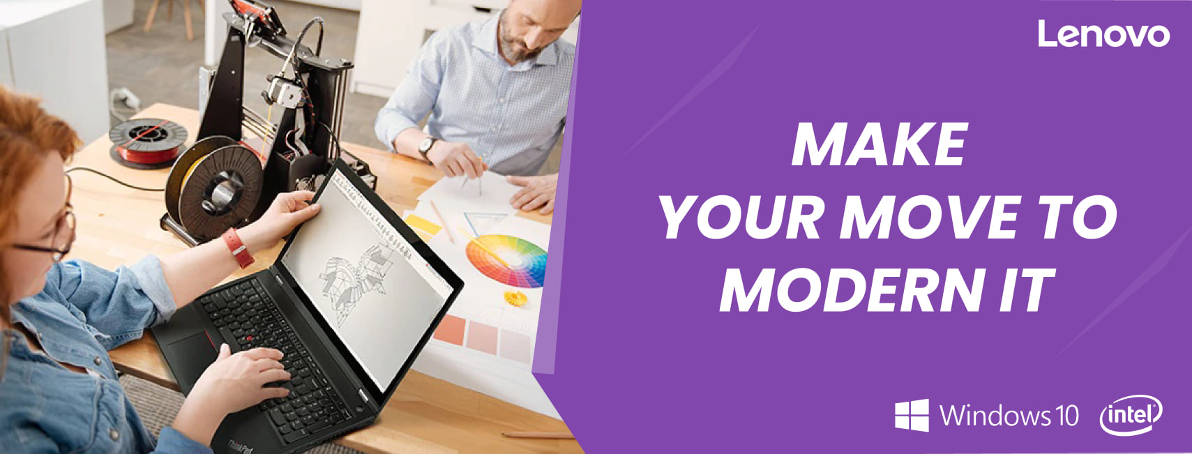 Make Your Move To Modern IT
